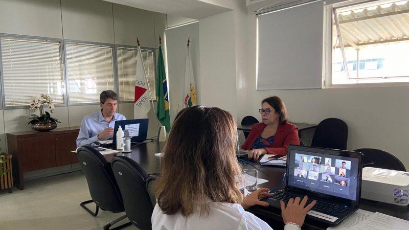 ARE Governador Valadares participa do Programa Gabinete Itinerante 1