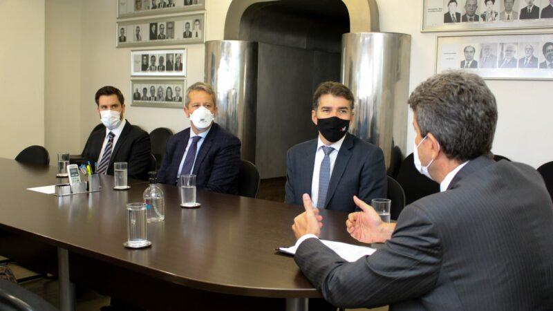 Advogado-Geral do Estado recebe visita de cortesia do Procurador-Geral de Justiça de Minas Gerais